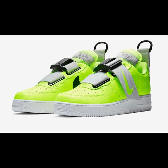 sports shoes 0a018 e7b9c Nike Air Force 1 Utility Volt Odell Beckham s